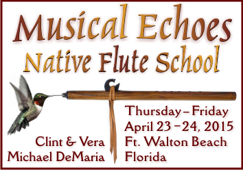 Musical Echoes Native Flute School